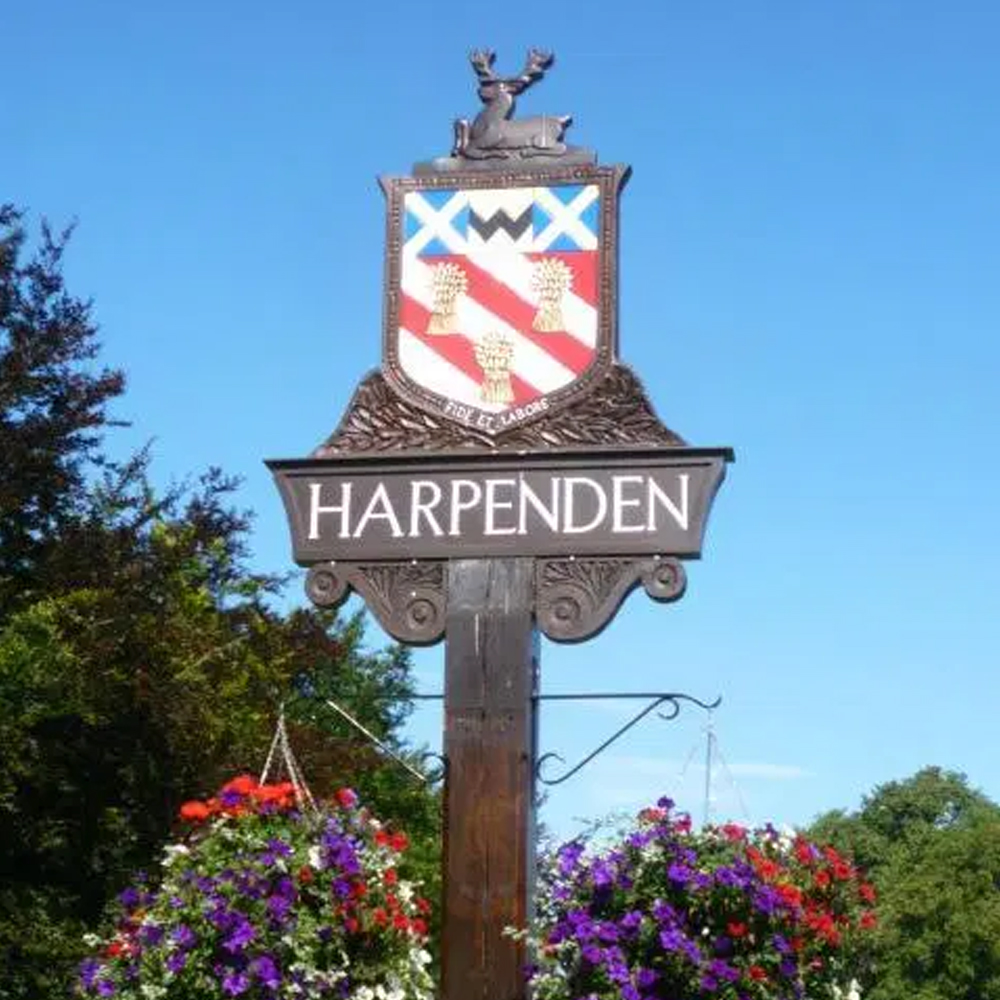 Introducing Harpenden's own skincare range!